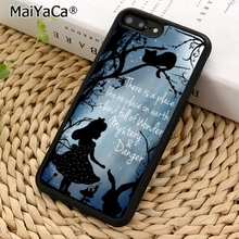 Buy alice in wonderland silhouette quotes and get free shipping on  AliExpress.com 100c81914982