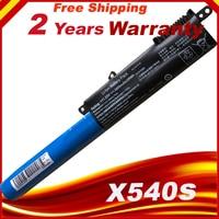 Batteria del computer portatile per ASUS 3ICR19 HSW/66 A31N1519 X540LJ-3H X540LJ-XX044T X540SC-1A X540LJ-XX01