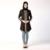 Tradicional Bronceado Blusa Musulmán Abayas Turco Malasia Indonesia Tallas grandes Tops Ropa Islámica para Las Mujeres