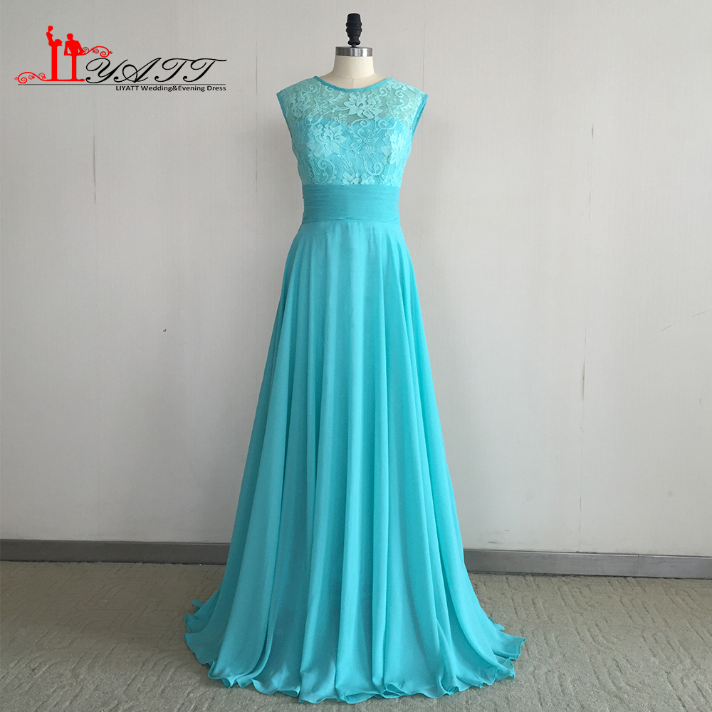 Compare prices on bridesmaid dresses turquoise online shopping cheap turquoise bridesmaid dresses 2017 new arrival lace chiffon long women party dresses for weddings vestido ombrellifo Choice Image