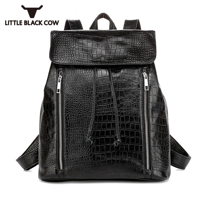Designer Luxury Women Bags Fashion Genuine Leather Travel Backpacks For Women Casual Original Backpack Streetwear Backpacks criss cross bandage sports bra