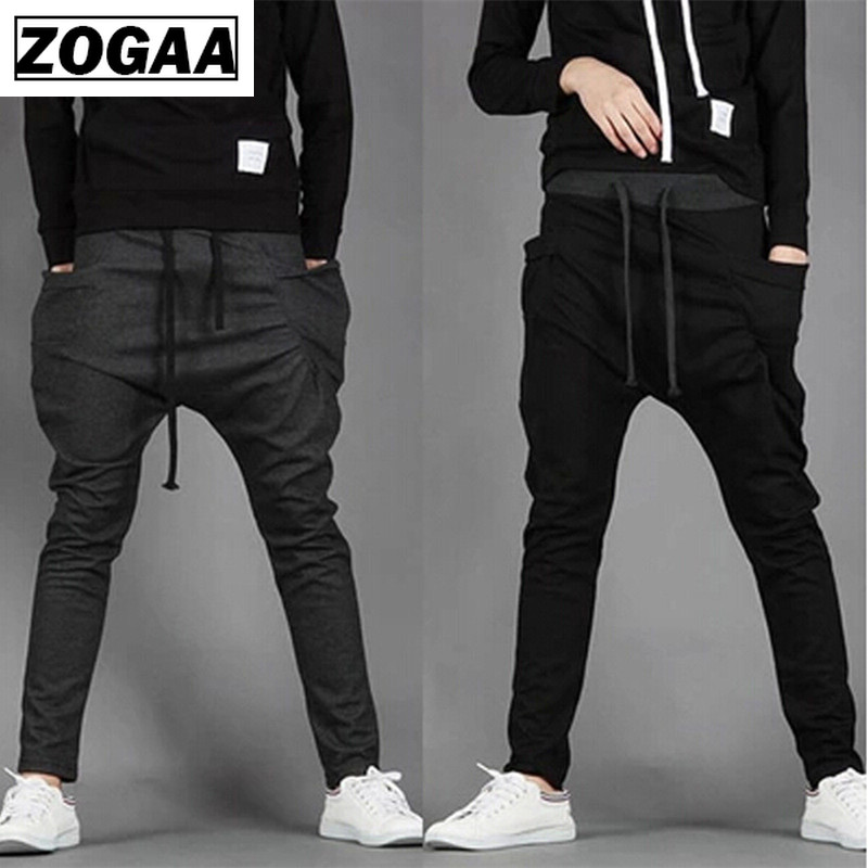 Casual Pants Army-Trousers Clothing Pocket-Top Mens Joggers 8-Colors Brand Here Hip-Hop
