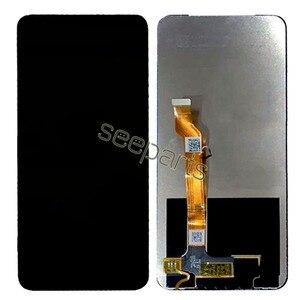 Image 3 - Testato al 100% per LCD Oppo F11 Pro LCD CPH1969 Display Touch Screen Digitizer Assembly sostituzione Oppo F11 LCD F11 Pro schermo