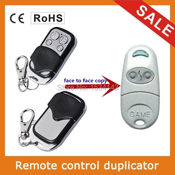 4-channel cloning garage door universal remote control 433mhz gate opener remote control cloning