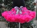 Горячая распродажа девочку пушистые pettiskirts девушки бесплатная доставка прекрасный ребенок юбки PETS-066