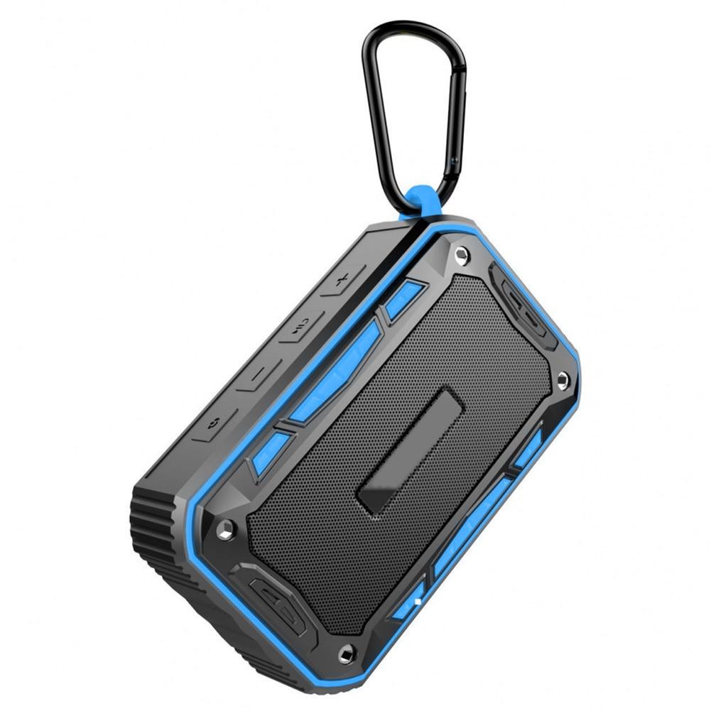 Lautsprecher Gastfreundlich S618 Freisprecheinrichtung Im Freien Bluetooth Tf Tragbare Fm Radio Sport Wasserdichte Lautsprecher Klettern Stereo