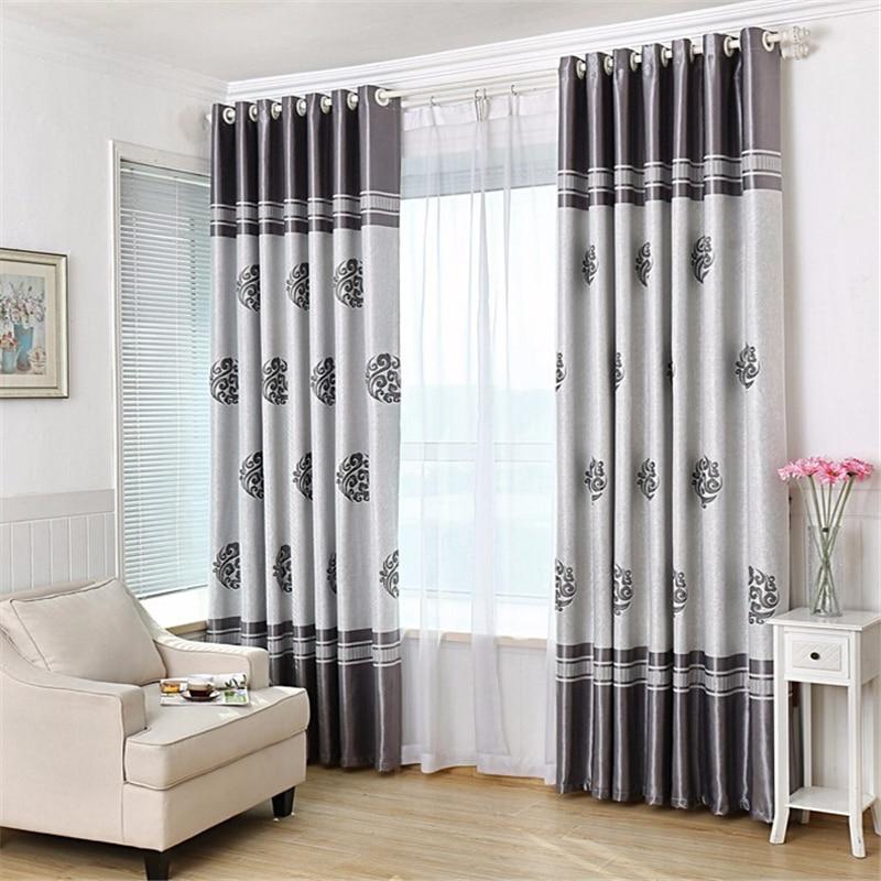 Compra modernas cortinas de tela online al por mayor de - Telas de cortinas modernas ...