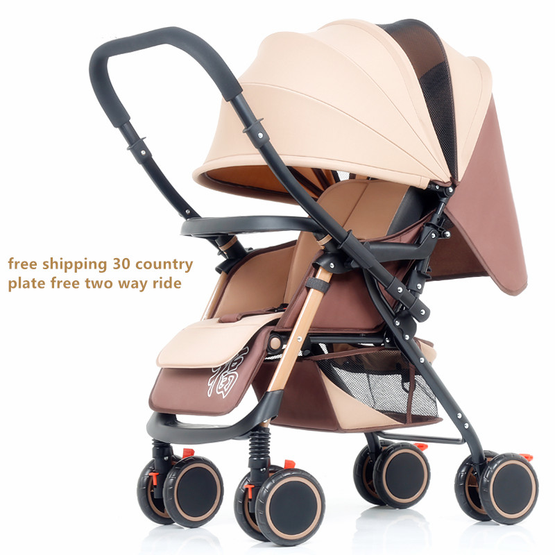 Baby stroller can be seated  yoyo light stroller  foldable newborn cart  carry strollerBaby stroller can be seated  yoyo light stroller  foldable newborn cart  carry stroller