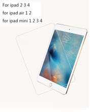 Alangduo table ipad tempered protective film protector glass screen for