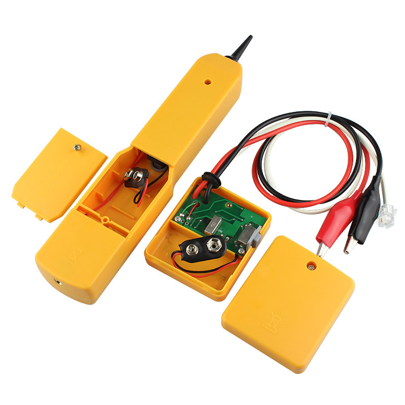 Draht Linie Finder Kabel Test-Tracker Tone Generator Sonde Langlebig Tester Sender Empfänger SL @ 88
