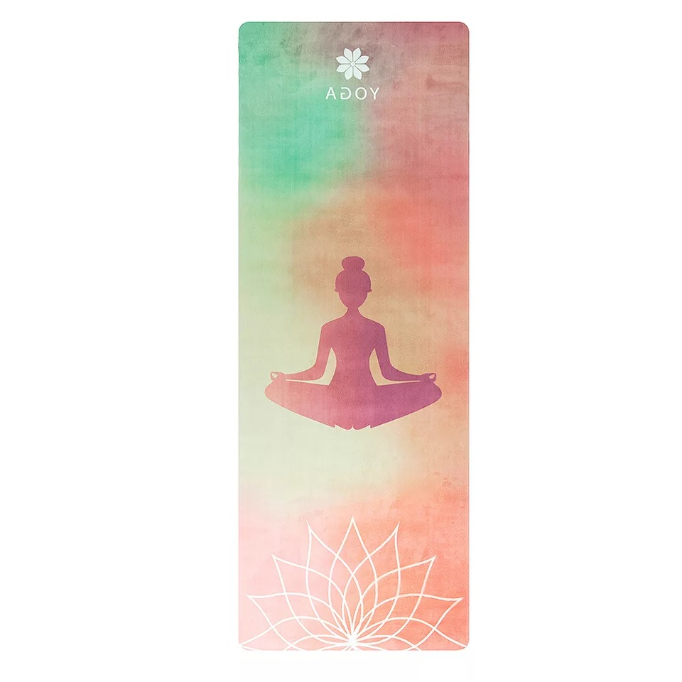 183CM*68CM*4MM Natural Rubber Environmental Protection Suede Fabric Comfortable Non-Slip Exercise Mat Fitness Yoga Mat 183cm 68cm 5mm natural rubber environmental protection suede fabric comfortable non slip exercise mat fitness yoga mat