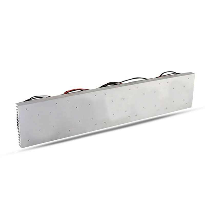 50W 100W 200W 300W 600W LED aluminum Heatsink radiator with fan led radiator for led full spectrum growlight led aquarium light