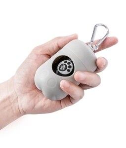 Image 3 - Youpin, cápsulas portátiles para recoger mascotas, fácil de limpiar, respetuoso con el medio ambiente, bolsa de limpieza de heces para mascotas
