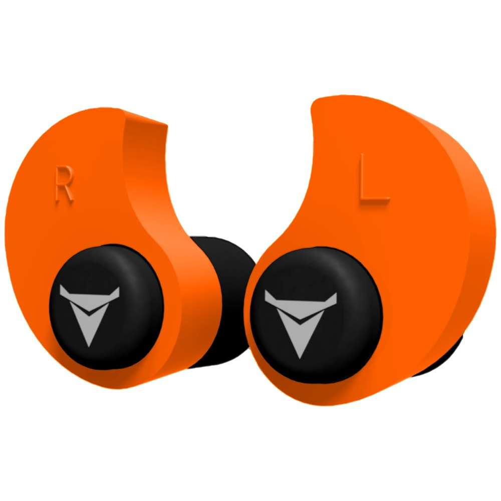 Decibullz remoldable earplugs factory construction manufactoring hearing protection free shipping