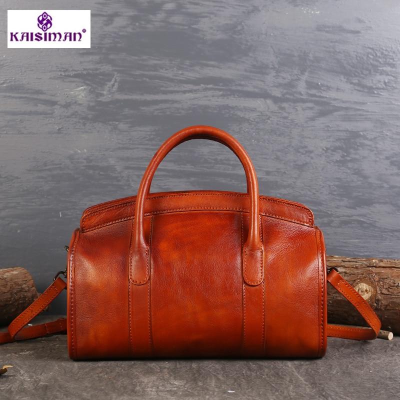 Luxury Retro Handbags Women Bags Designer Female Brand Handbag High Quality Women Genuine Leather Women Messenger Crossbody Bags цена