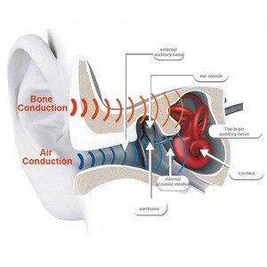 Image 2 - Najnowszy APT X V31 z przewodnictwem kostnym Bluetooth 5.0 z odtwarzaczem MP3 IPX8 wodoodporny basen odkryty słuchawki sportowe odtwarzacz muzyczny MP3