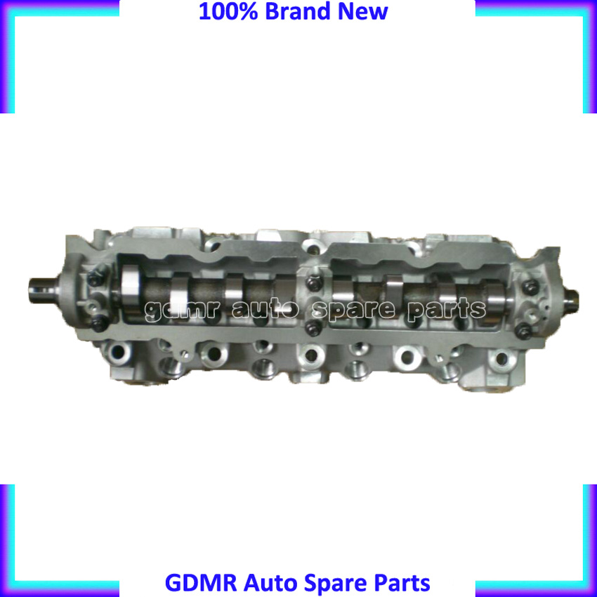 Engine spare parts DW8B cylinder head DW8 WJZ for Peugeot 206 306 Partner Expert 1868cc 1.9D 02.00.W3 AMC 908 537