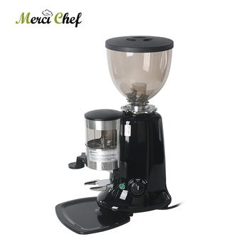 xeoleo professional coffee grinder aluminum electric coffee grinder 250w blade coffee miller milling machine black red silver ITOP Electric Coffee Grinder Adjustable Dial Burrs Grinders Black/Red/Sliver For Coffee Maker Machine Commercial Coffee Grinder