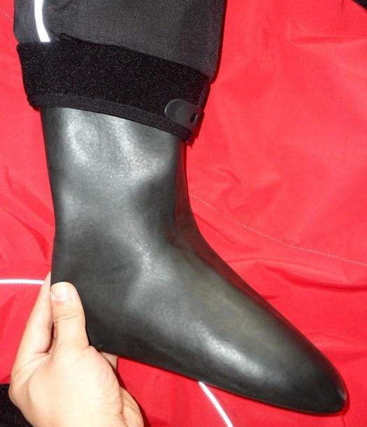 DRY SUIT Latex Socks -  Latex Drysuit Socks Gasket Seal Dry Suit