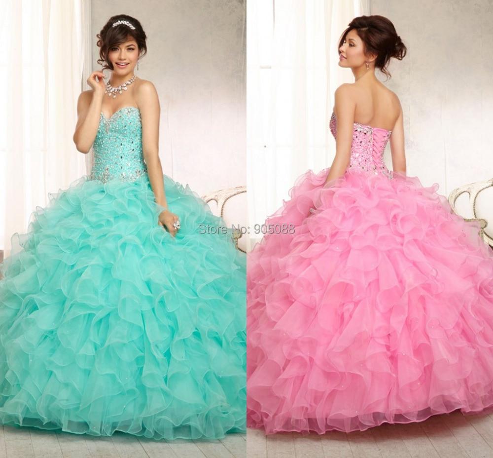 Excepcional Aqua Vestidos De Color Prom Patrón - Ideas de Vestido ...