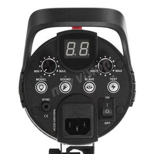 Image 5 - Godox DE400 Studio di Luce del Flash 400 W GN65 Compatto Strobe Illuminazione Fotografia Lampada Testa 400Ws