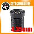 "4.35mm M12 1/2. 3 ""filtro ir 72d 10 megapixel câmera xiaomi yi sjcam action camera lens para gopro dji phantom drones uav"