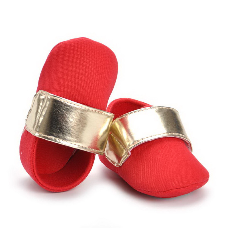 3Colors Infant Toddler Baby Girls boys canvans baby moccasins shoes 0-18 mon first walker baby shoes