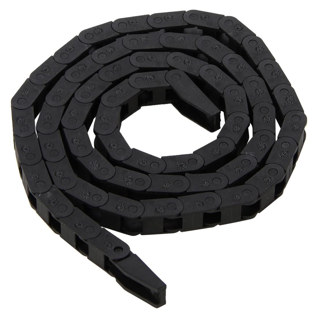 Symbol Der Marke Maschine Werkzeug 7x7mm Kabel Träger Drag Kette Nested Ideales Geschenk FüR Alle Gelegenheiten Heimwerker Ketten