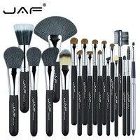 JAF 20 Pcs Set Makeup Brushes Set Eyeshadow Brush Powder Foundation Eyeshadading Eyebrow Lip Eyeliner Brush