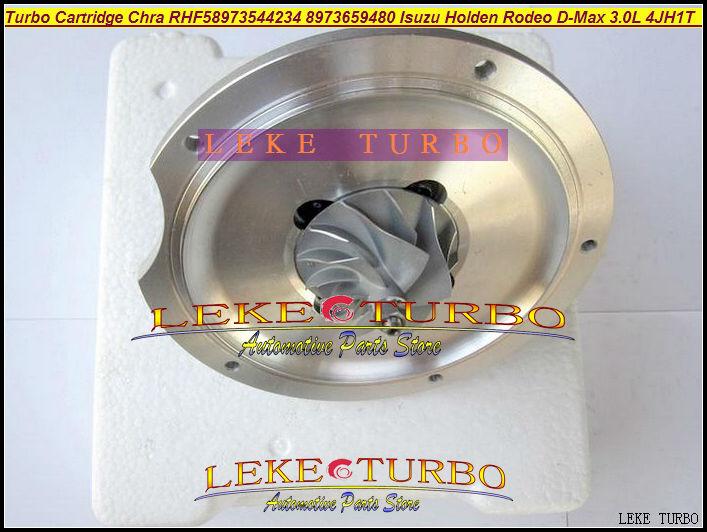 Turbo Cartridge Chra Core RHB5 8970385180 VA180027 VI95 CC For ISUZU Trooper For Opel Monterey 4JB1T 4JB1TC 4JG2-TC P756-TC 3.1L