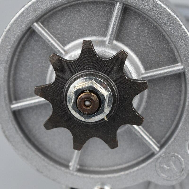 Ebike motor MY1016Z3 24 V 36 V 350 W Pinsel DC Getriebe Elektrische Fahrrad MTB Bike Brushed Motor Elektrische fahrrad motor Zubehör