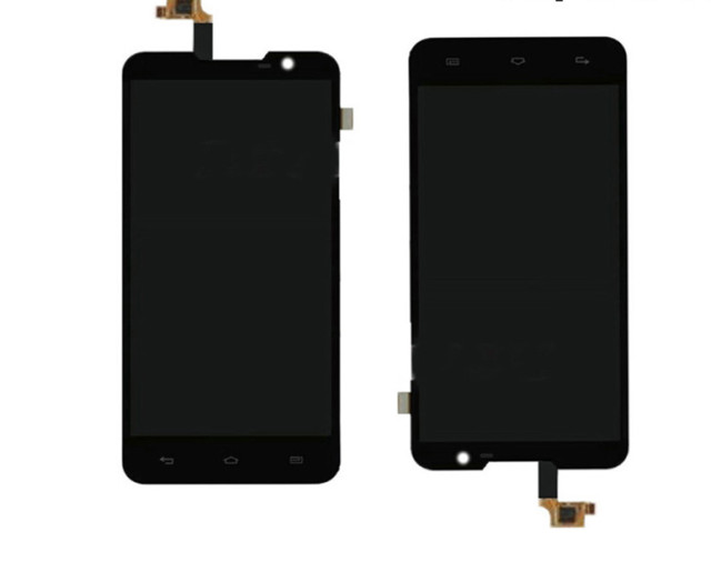 FDATAI For 5 Inch Highscreen Alpha R LCD Display +Touch Screen Digitizer for Highscreen Alpha R lcd Assembly+Tools