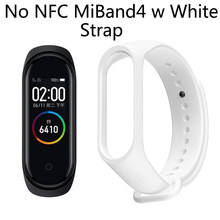 Chinese Version Xiaomi Mi Band 4 5ATM Waterproof Bracelet Heart Rate Monitor AMOLED Color Screen Fitness Tracker Smart Wristband(China)