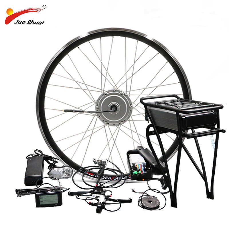 "BAFANG 8fun 36V 48V Electric Bike Conversion Kit 250W 350W 500W Fit for 26"" 700C 28"" Ebike 8fun BMP Electric Motor for Bicycle"