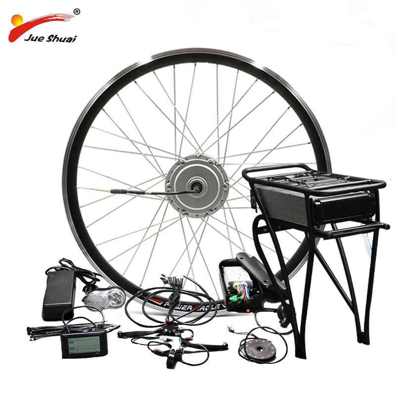 """BAFANG 8fun 36 V 48 V Kit de Conversion de vélo électrique 250 W 350 W 500 W adapté pour 26 """"700C 28"""" Ebike 8fun BMP moteur électrique pour vélo"""