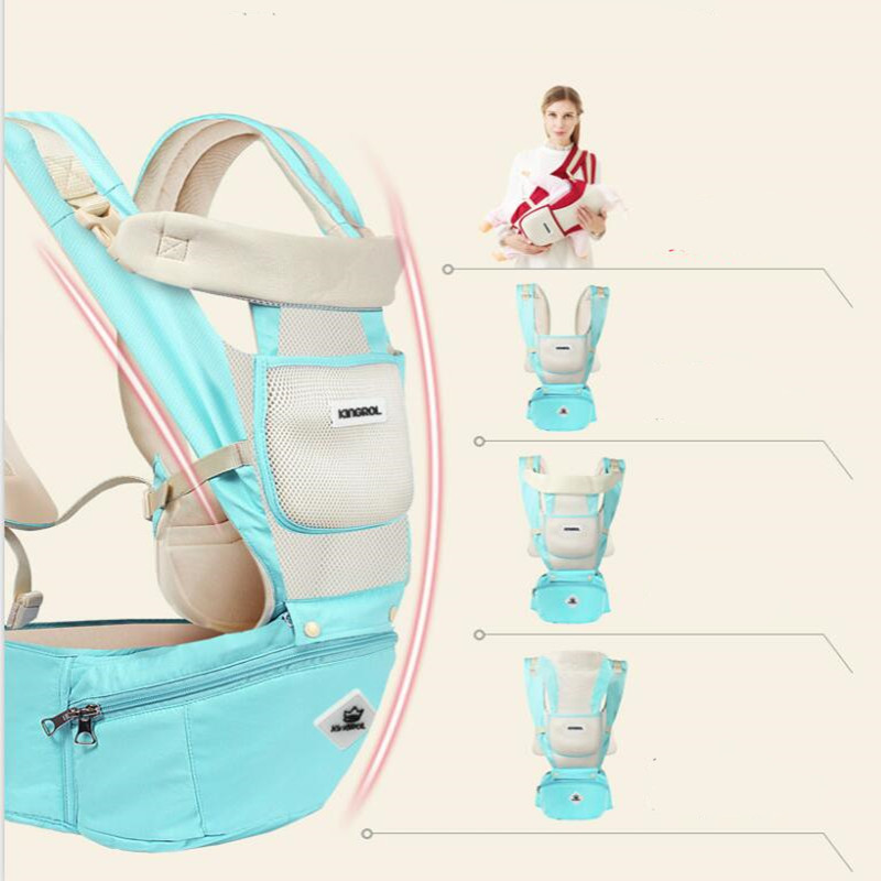 Multi Functional Baby Waist Stool Strap Baby Holding Stool Prevention O Leg Portable baby carrier Manufacturers Drop Shipping in Backpacks Carriers from Mother Kids