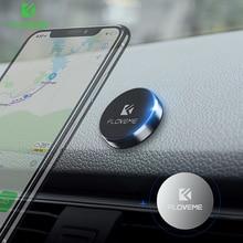 FLOVEME Magnetic Car Phone Holder For iPhone Samsung Universal In Xiaomi Multi-function Storage Bracket