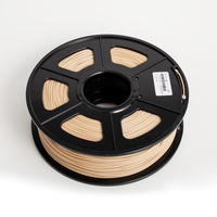 10 pcs 1.75mm Wooden PLA filament for 3D printing with 0.02mm tolerance and no bubble
