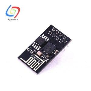 Image 3 - 50 יח\חבילה ESP8266 ESP 01 ESP 01S טורית מרחוק WIFI אלחוטי מודול 3.3V SPI לarduino
