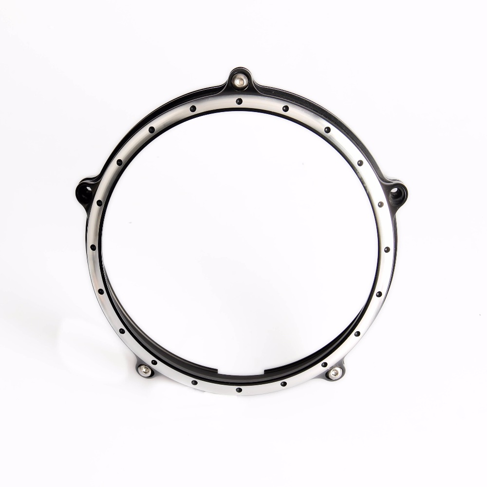 Motorcycle 7 Headlight Lamp Bezel Trim Ring For Harley Touring Electra Street Tri Glide R Nine T 2014-2016 Scrambler 16