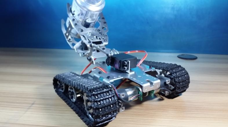 Tank chassis (3)