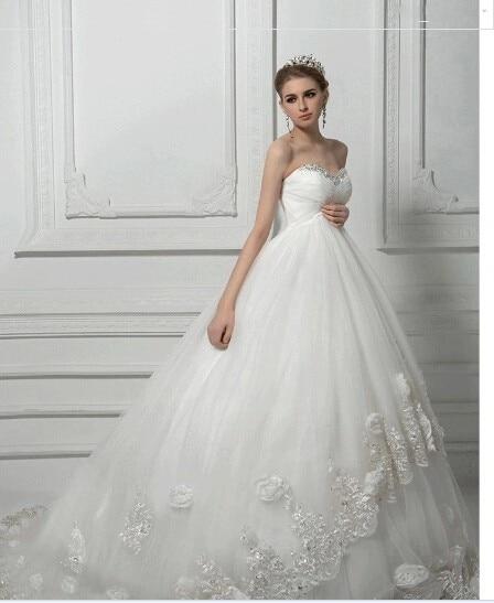 Vestidos de novia de europa