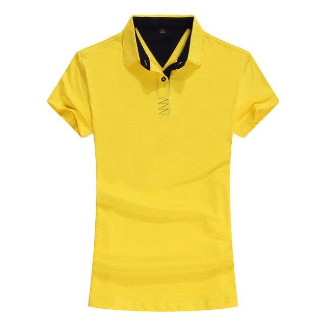 Новый 2018 Мужские поло Для женщин хлопок короткий рукав Мужские Поло рубашка Для женщин дышащие мягкие Camisa Мужские поло feminina плюс Размеры женский Рубашки для мальчиков