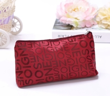 Women Portable Cosmetic Bag