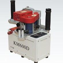 1 шт. 220/110 в 10-60 мм KD600D ручная кромка обвязочная машина с контролем скорости Модель сигнала блок с CE/руководство на английском языке