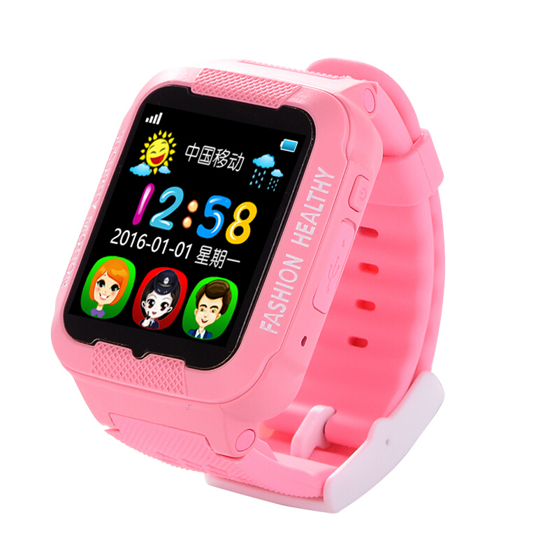 Espanson K3 Child Smartwatch IP67 Swim GPS Touch Phone smart watch SOS Call Location Device Tracker Kids Safe Anti-Lost Monitor children gps smart watch q750 baby watch with wifi 1 54inch touch screen sos call location device kids watch phone montre f15