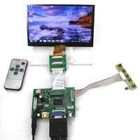 RasPi RPi Ahududu Pi 7 inç 1024x600 LCD Ekran + Kontrol Sürücü Kurulu için
