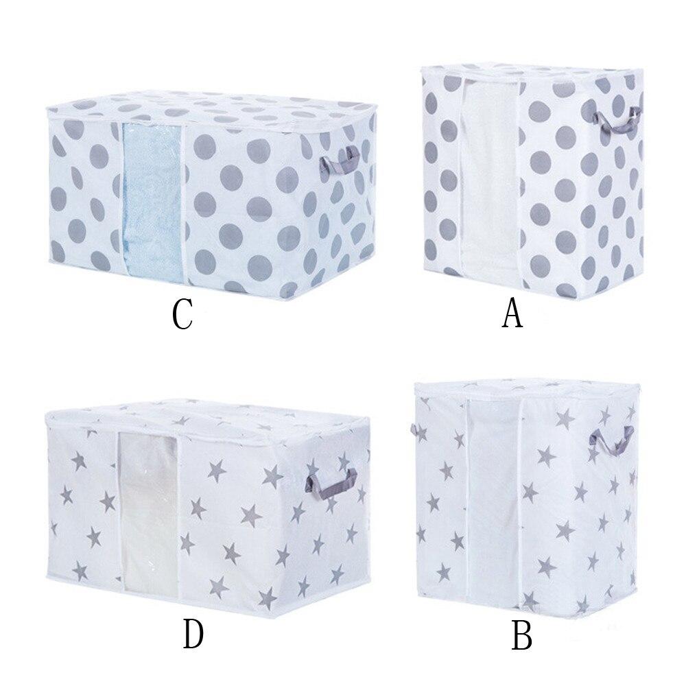 Складная сумка для хранения одежды одеяло Одеяло Шкаф Органайзер для свитера коробка, мешочек для хранения ящиков органайзер для хранения