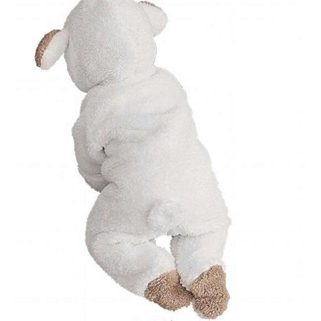 Hot! outono Inverno Moda Warmborn Infantil Do Bebê Da Menina do Menino Romper Macacão Com Capuz Roupa Roupa Nova Venda