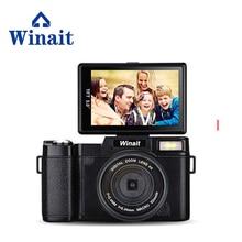 "Free shipping max 24mp digital camera 4x digital zoom with 3.0"" TFT display"